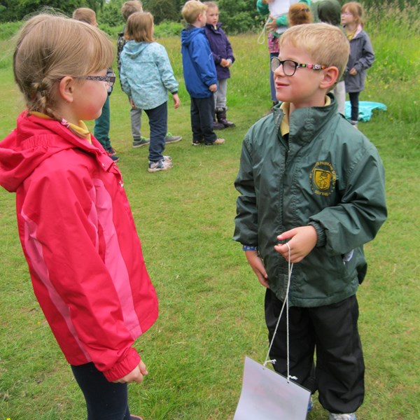 Learning at the Bioblitz 2015